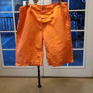 Castaway Fkat Front Shorts